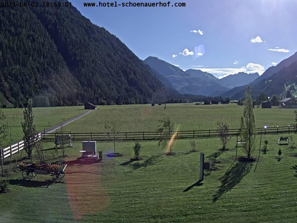 Webcam Lechtal